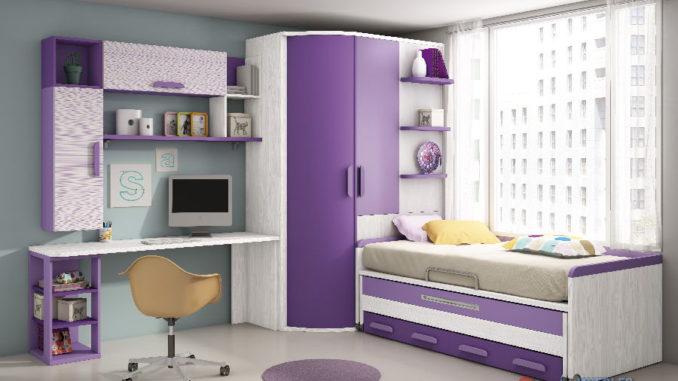 Nuestros Dormitorios Juveniles Alta Calidad Y Diseno Muebles - Diseo-dormitorios-juveniles